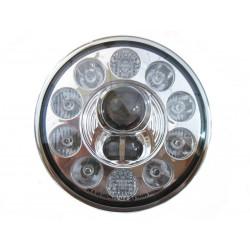 LAMPA PRZEDNIA LED - HOMOLOGACJA - HARLEY MOTOCYKL
