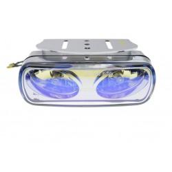 REFLEKTORY LIGHTBARY LAMPA PRZÓD PODWÓJNA 12V PARA