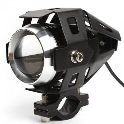 HALOGEN SOCZEWKOWY LED MOTOCYKLOWY LIGHTBARY 125W