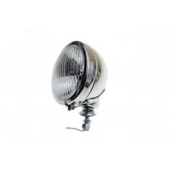 REFLEKTOR LIGHTBAR LAMPA PRZÓD 4,5 CALA CHROMOWANY
