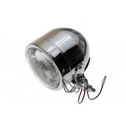 REFLEKTOR LIGHTBAR LAMPA PRZÓD 4 CALE CHROM