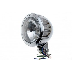 LAMPA REFLEKTOR ARIZONA ALUMINIOWY H-4 MOTOR-SPORT