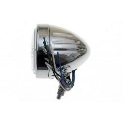 REFLEKTOR LIGHTBAR LAMPA PRZÓD 4 CALE CHROMOWANY