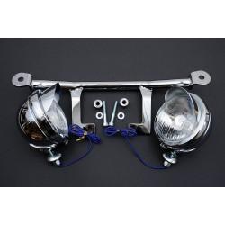 STELAŻ Z LAMPAMI HONDA VTX 1300 RETRO MOTOR-S