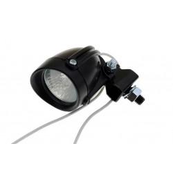 MINI REFLEKTOR LAMPA LIGHTBAR HALOGEN CZARNY