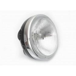 REFLEKTOR LIGHTBAR LAMPA PRZÓD 6 3/4 CALA CZARNA