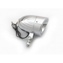 MINI REFLEKTOR LAMPA LIGHTBAR HALOGEN CHROMOWANY