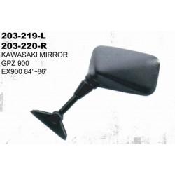 LUSTERKA OWIEWKI KAWASAKI GPZ750 GPZ 900 - MOTRIX