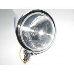 LAMPA LIGHTBAR 4,5 4 1/2 CALA - GLADKA Z DIODA