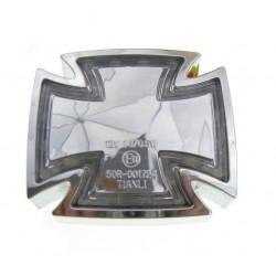 LAMPA TYLNA LED - GOTHIC - KRZYŻ MALTAŃSKI CHROM