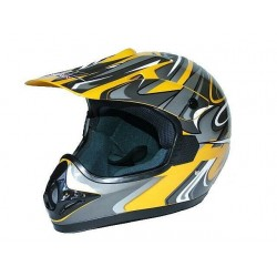 KASK CROSS ENDURO ATV QUAD ENDURO CAN ZOLTY