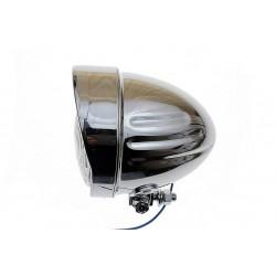 REFLEKTOR LIGHTBAR LAMPA PRZÓD 4,5 CALA CHROMOWANA