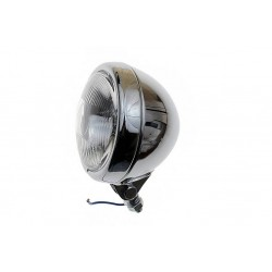 REFLEKTOR LIGHTBAR LAMPA PRZOD 4,5 CALA CHROM