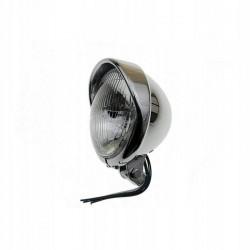 REFLEKTOR LIGHTBAR LAMPA PRZÓD 5,5 CALA CHROMOWANA