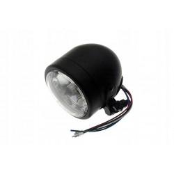 REFLEKTOR LIGHTBAR LAMPA PRZÓD 4 CALE CZARNY MATT