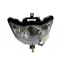 LAMPA PRZEDNIA REFLEKTOR H4 CUSTOM BOBER SKUTER