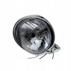 REFLEKTOR LIGHTBAR LAMPA PRZOD 5,5 CALA CHROM