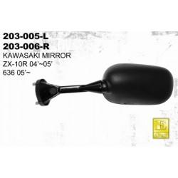 LUSTERKA KAWASAKI ZX 10R 04  -05   636 05   - R +